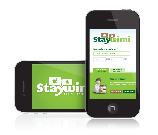 Staywimi – Website
